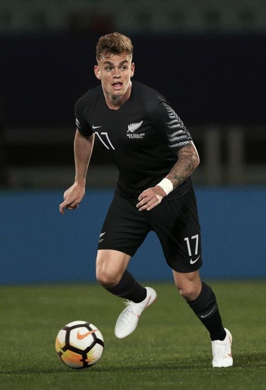 ニュージーランド代表 2018 ユニフォーム-アウェイ