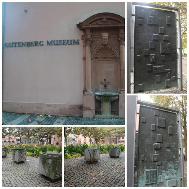 Museu Gutenberg, Mainz, Alemanha
