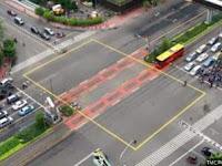 Kenali Yellow Box Junction (YBJ) agar Tidak Kena Tilang Polisi
