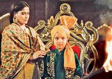 Daughters' might on Television (Waaris and Ganga)
