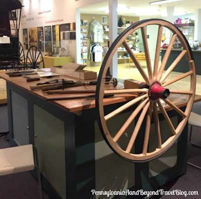 Mifflinburg Buggy Museum in Mifflinburg Pennsylvania