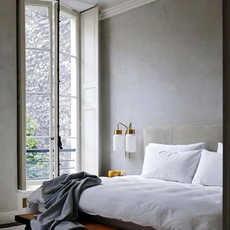 Posisi Jendela Kamar Tidur pada interior rumah minimalis
