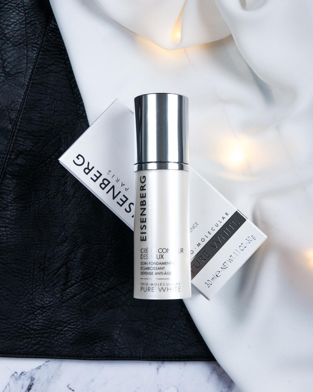 Eisenberg | Pure White Crème Contour des Yeux – krem kontur oczu