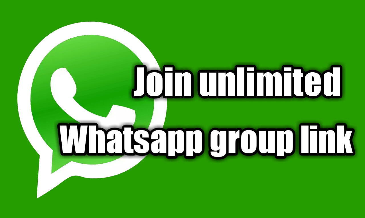Join Unlimited Whatsapp Group Link Invite Collection -5480