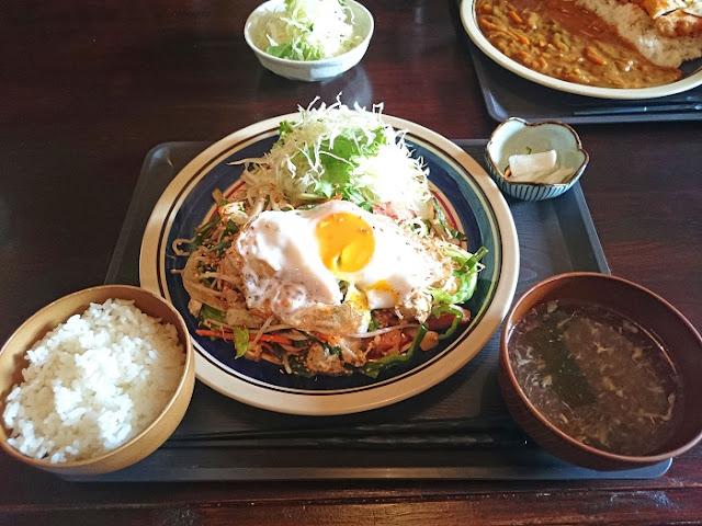 スタミナ豆腐の写真