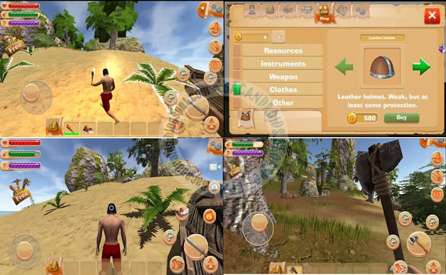 Game Survival Island 2017 Savage 2 Update v1.7.1