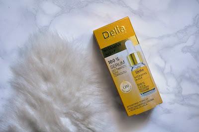 AKCJA PIELĘGNACJA: Delia Cosmetics - Witaminowe serum do twarzy
