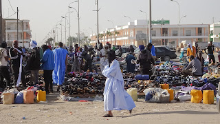 Mauritania is the typical Islam Country