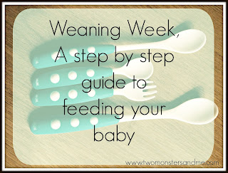 Weaning - equipment, What do I need?