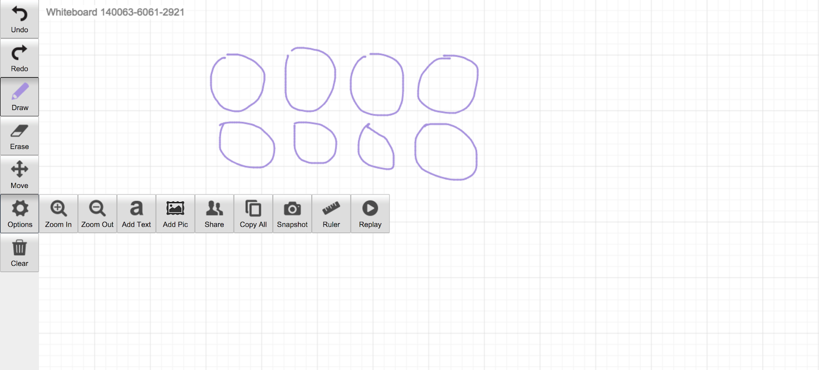 Easy to Access Digital Whiteboards with Collaborative