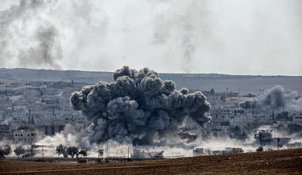 Ataque dos EUA matam comandante do ISIS Abu Sayyaf na Síria