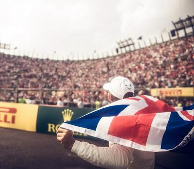 Mexico GP: Hamilton
