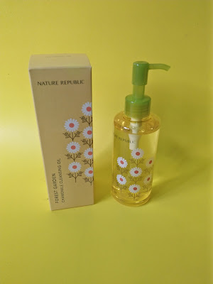 nature republic chamomile oil