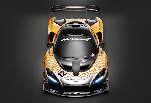 マクラーレン・セナ・GTR