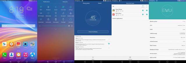 Huawei T1 7.0 Plus EMUI 3.0
