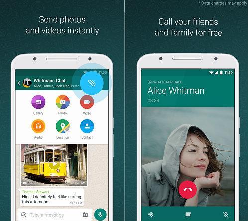 WhatsApp Messenger Free Download For Windows Laptop