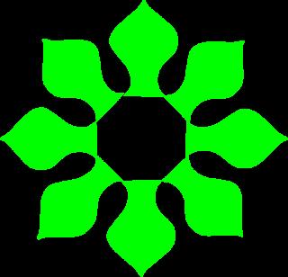 Flowers clip-art 38b