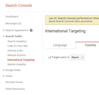 Google Crawling indexing blog