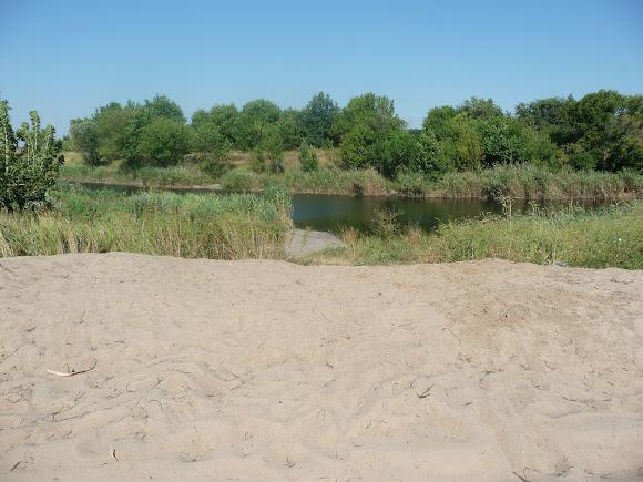 Річка Вовча