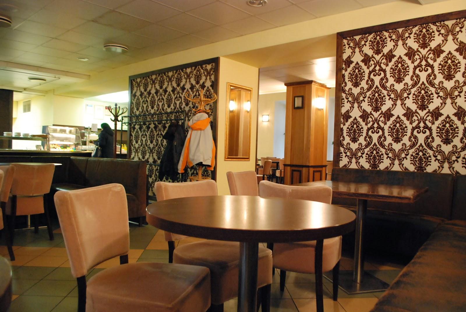 Студенческое кафе:) Вильнюс.