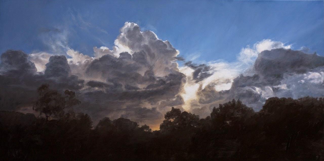 Pela Luz do Dia - Matthew Weathers e suas pinturas | O pintor da luz
