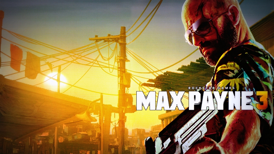 Max Payne 3 Free Download Full Version PC Game Poster