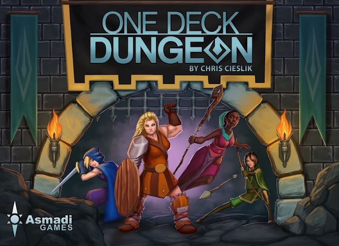 ONE DECK DUNGEON - RESEÑA