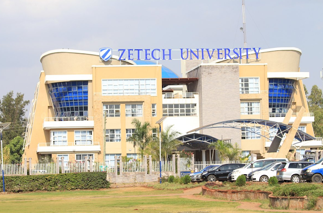 List of Courses Offered at Zetech University