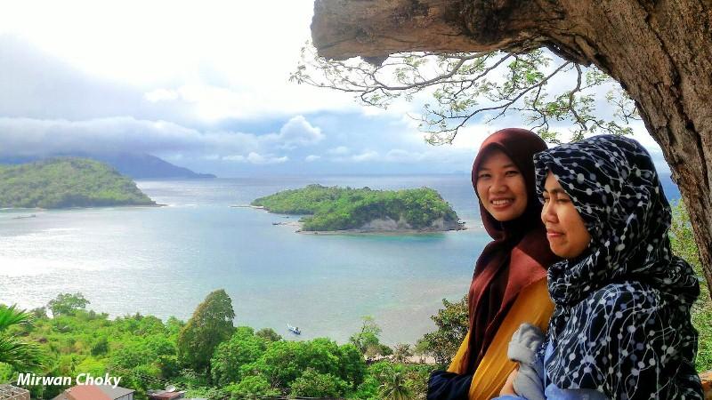 Pemandangan Beda di Pulau Klah Sabang