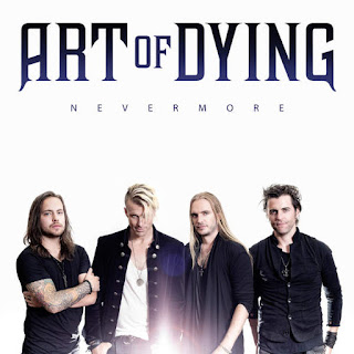 Art Of Dying - Nevermore (EP) (2016) - Album Download, Itunes Cover, Official Cover, Album CD Cover Art, Tracklist
