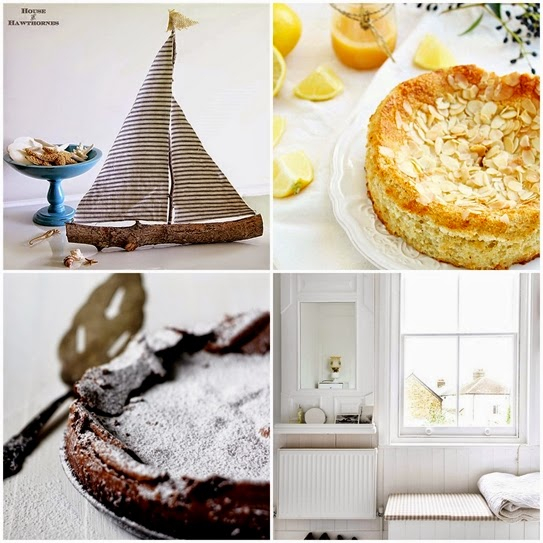 Weekly Inspiration - Interior Design, Gluten Free Cake Recipes, Plus DIY Homeware