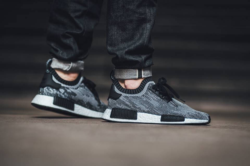 Adidas Nmd R Primeknkt Shoes