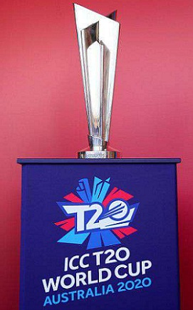ICC Men's T20 World Cup 2020 Schedule, every match fixtures, venues, dates, time table.