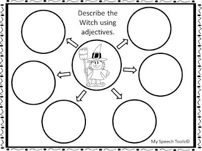 My Speech Tools: Room on the Broom Speech and Language