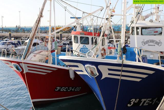 El Ministerio atiende las peticiones de la Consejería y habilita al patrón local de pesca para la navegación interinsular