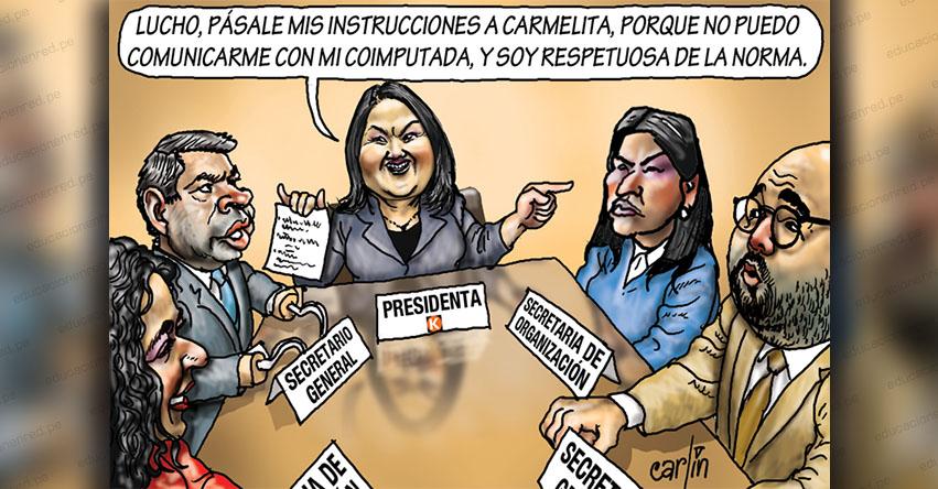 Carlincaturas Miércoles 30 Septiembre 2020 - La República