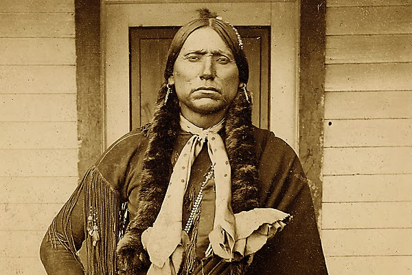 White Wolf : America's Great Indian Leaders (Video)