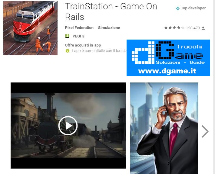 Trucchi TrainStation - Game On Rails Mod Apk Android v1.0.23.33