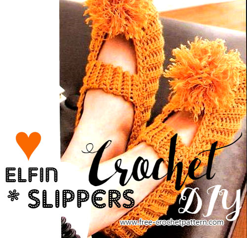 crochet-slippers-patterns