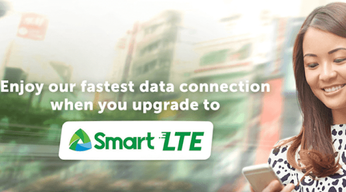 How to Upgrade Your Smart SIM to LTE