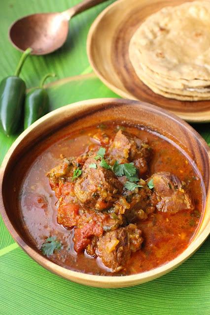 curry de porc goa recette