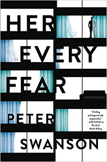 Book Review: Her Every Fear, by Peter Swanson