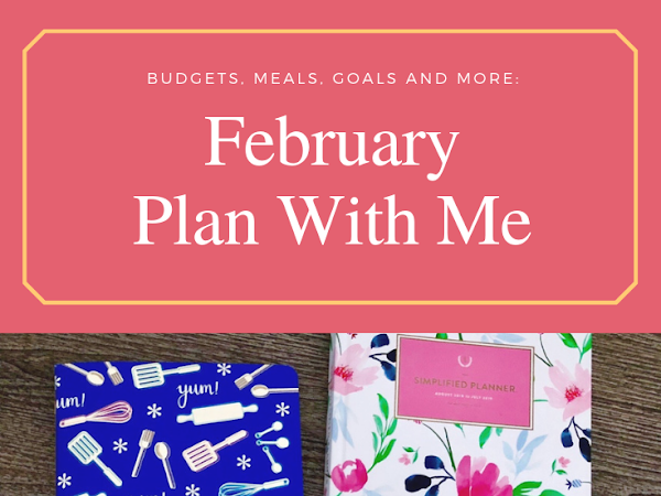 February Plan With Me