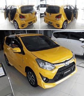 Promo Toyota Agya Model Baru 2018
