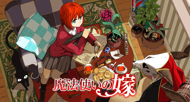 "The Ancient Magus's Bride ""Chise"" is Japanese"
