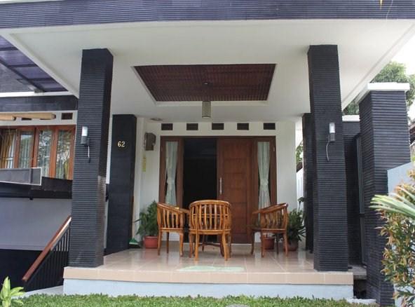 Model Teras Depan Rumah Minimalis Sederhana Terbaru 2019