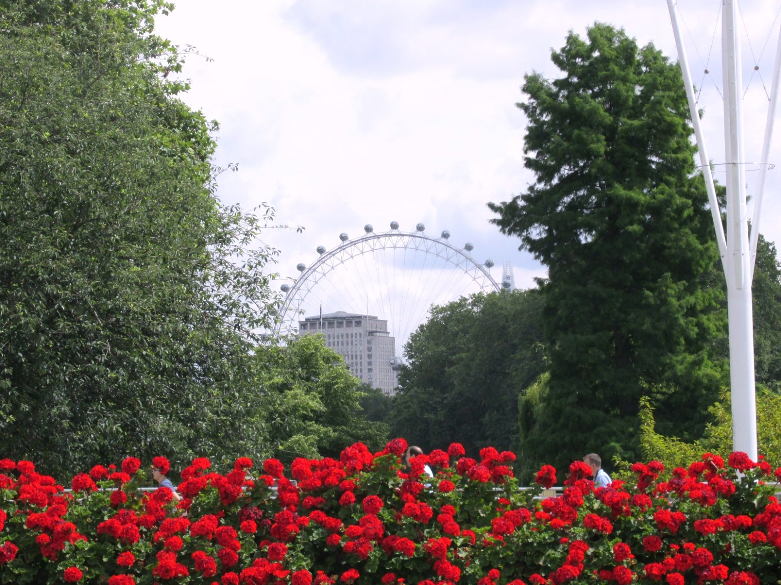 10 things to do in London, London Eye