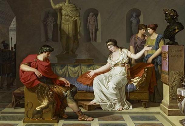 Octavia antony and cleopatra