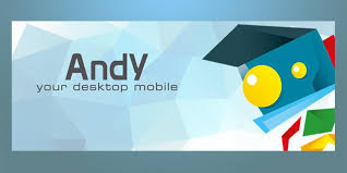 Download and Install Andy Emulator in Windows 7/8/10