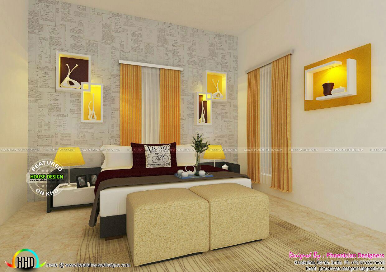 Budget Kerala Interior Designs